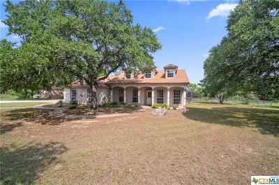 Copperas Cove  Single Family Home For Sale: 101 Pecos Lane