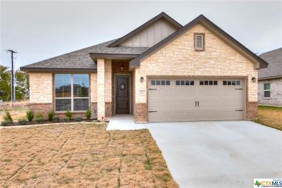 Temple TX Single Family Home For Sale: $232,500