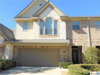 Belton Condo/Townhouse For Sale: 3108 Sabine Cove