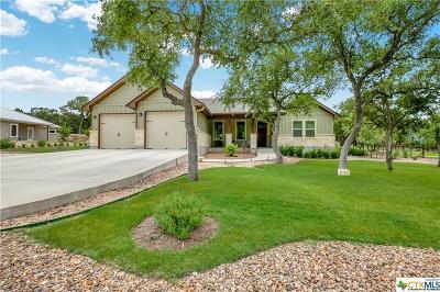 Canyon Lake Single Family Home For Sale: 735 Monarch