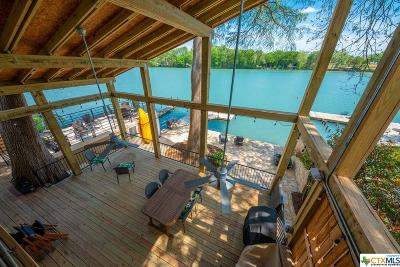 New Braunfels Single Family Home For Sale: 247 Satterfield Road