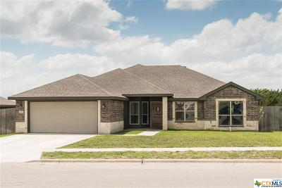 Copperas Cove Single Family Home For Sale: 3405 Settlement Road
