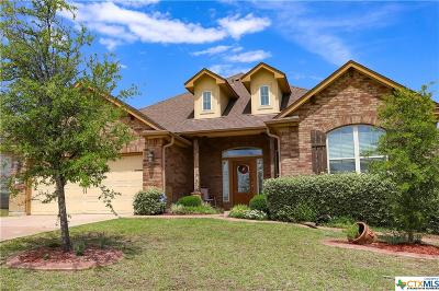 Harker Heights Single Family Home For Sale: 3305 Vineyard Trail
