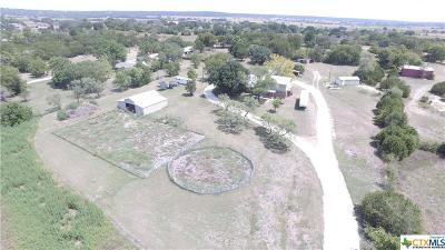 Coryell County Single Family Home For Sale: 3407 S State Highway 36