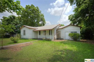 Seguin Single Family Home For Sale: 1069 E Walnut Street