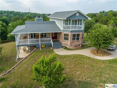 Lampasas Single Family Home For Sale: 2150 Cr 111