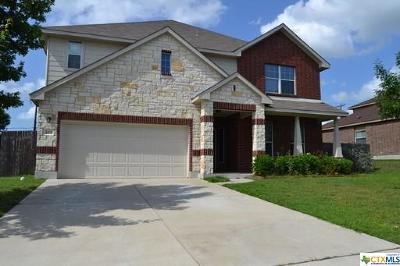 Harker Heights Rental For Rent: 103 Shawnee Trail