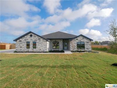 Salado Single Family Home For Sale: 4018 Big Brooke