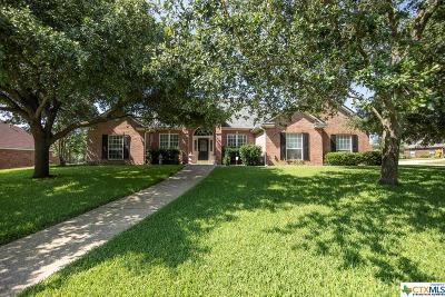 Harker Heights Single Family Home For Sale: 516 Pioneer Trail
