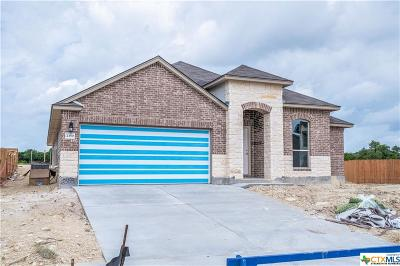 Copperas Cove Single Family Home For Sale: 2359 Pintail Loop