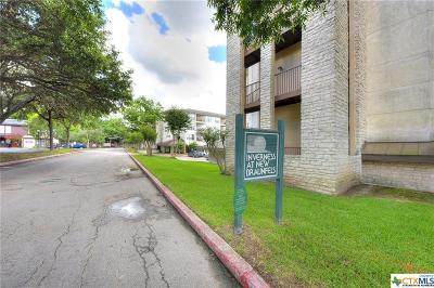 New Braunfels Condo/Townhouse For Sale: 401 W Lincoln Street #A303