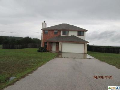 Killeen Single Family Home For Sale: 562 Irish Lane