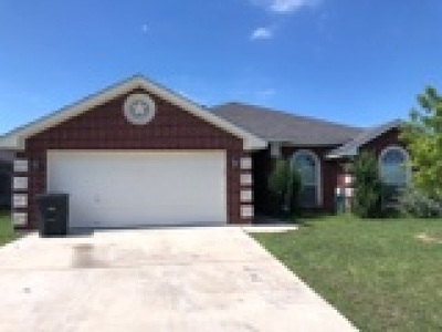 Killeen Single Family Home For Sale: 3708 Salt Fork