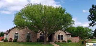 Nolanville Single Family Home For Sale: 1210 Mountain Ridge Court