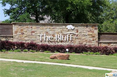 Belton Residential Lots & Land For Sale: 2535 Bluff Circle