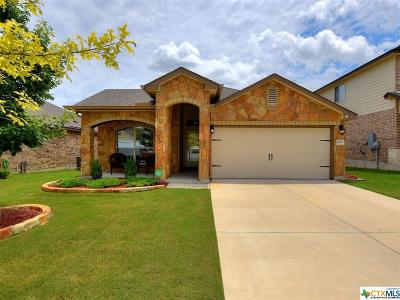 Belton Single Family Home For Sale: 5215 Dauphin Drive
