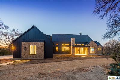 Jonestown Single Family Home For Sale: 7202 Admirals Park Drive