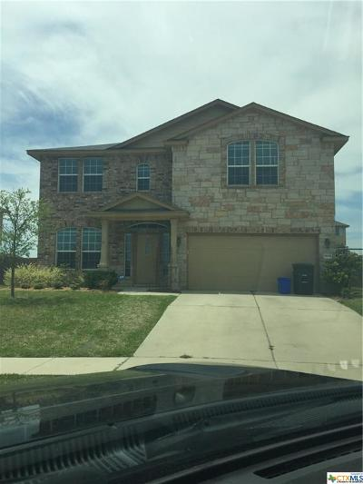 Copperas Cove Single Family Home For Sale: 1805 Terry Drive