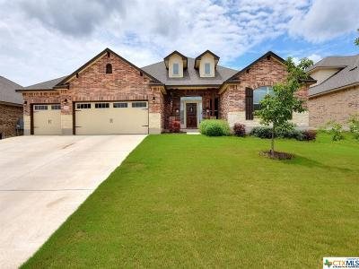 Belton Single Family Home For Sale: 5510 Juno Drive