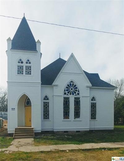Bartlett Single Family Home For Sale: 504 W Jackson Street