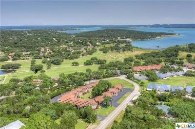 Canyon Lake Condo/Townhouse For Sale: 116 Campbell Drive #11