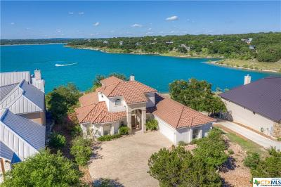 Canyon Lake Single Family Home For Sale: 558 Oak Shores Drive