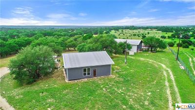 Single Family Home For Sale: 3900 County Road 219