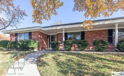 Killeen Single Family Home For Sale: 1504 E Vardeman Avenue