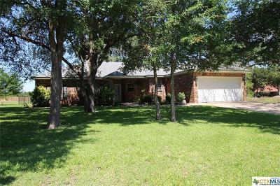 Nolanville Single Family Home For Sale: 153 Wayne Drive