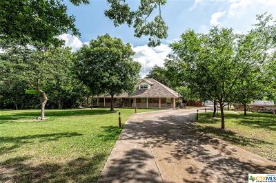 McLennan County Single Family Home For Sale: 196 Deer Trail