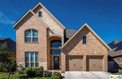 Seguin Single Family Home For Sale: 2116 Mill Valley