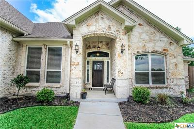 Belton Single Family Home For Sale: 368 Archstone Loop