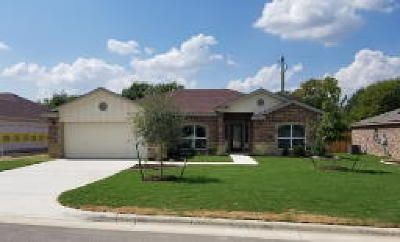 Belton Single Family Home For Sale: 712 Damascus Drive