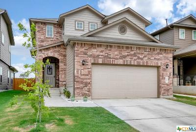 San Marcos Single Family Home For Sale: 121 Vantage Point