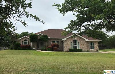 Killeen Single Family Home For Sale: 418 Deer Run