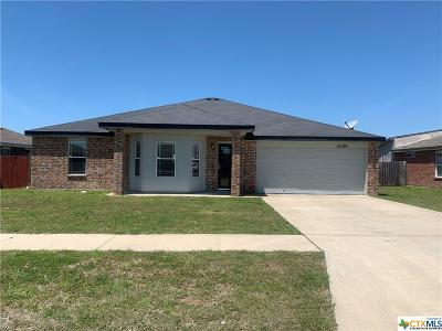 Single Family Home For Sale: 3509 Ennis Drive