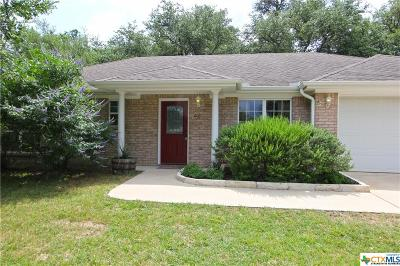 Belton Single Family Home For Sale: 42 Buttercup Loop