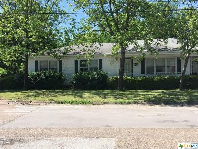 Gatesville Single Family Home For Sale: 2508 Osage Road