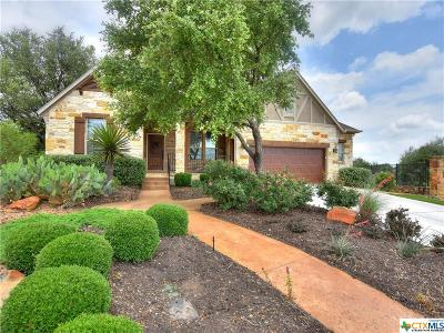 Coryell County, Falls County, McLennan County, Williamson County Single Family Home For Sale: 124 Rancho Trail