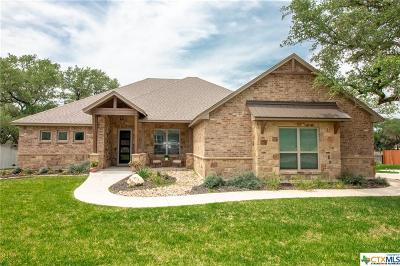 Temple, Belton Single Family Home For Sale: 21 Riverstone Parkway