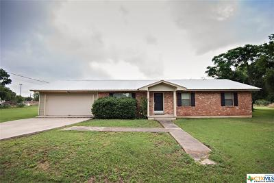 Salado Single Family Home For Sale: 598 Salado Creek Road