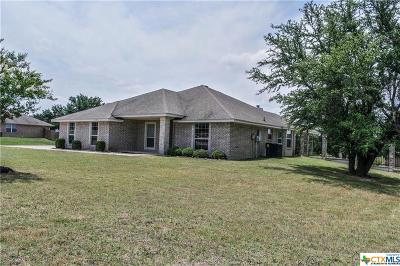 Copperas Cove Single Family Home For Sale: 3261 Colorado Drive