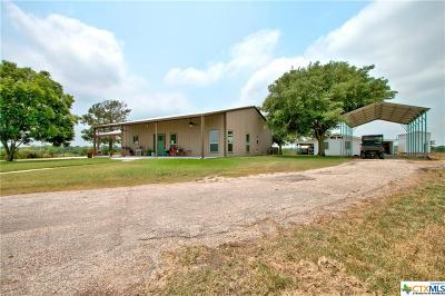 Guadalupe County Single Family Home For Sale: 2510 Fm 467