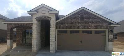 Killeen Single Family Home For Sale: 5305 Hacienda Drive