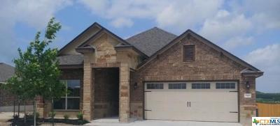 Killeen Single Family Home For Sale: 5303 Hacienda Drive