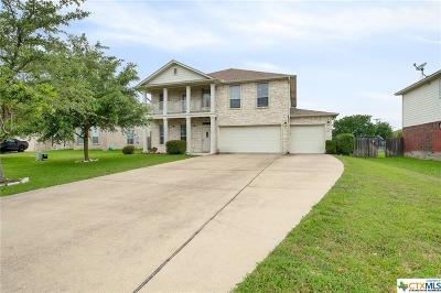 Harker Heights Single Family Home For Sale: 2426 Caroline Court