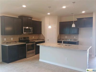 Killeen Single Family Home For Sale: 5007 Primavera Lane