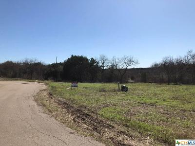 Belton Residential Lots & Land For Sale: Tract 6 Nathan Lane
