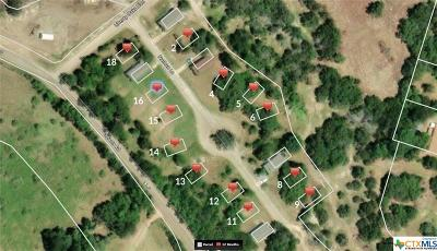 Belton Residential Lots & Land For Sale: Tract 16 Nathan Lane