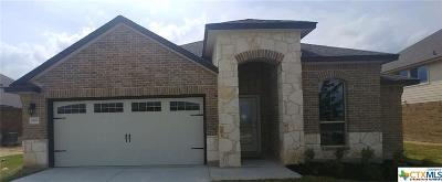 Killeen Single Family Home For Sale: 5301 Hacienda Drive